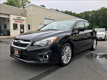 2013 Subaru Impreza for sale in Plantsville, CT