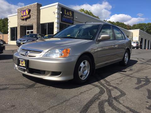 2003 Honda Civic for sale in Plantsville, CT