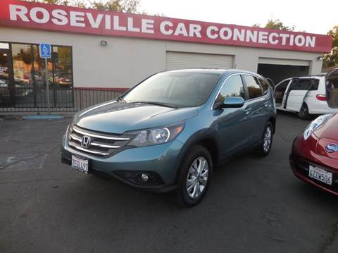 2014 Honda CR-V for sale in Roseville, CA