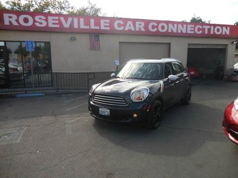 2014 MINI Countryman for sale in Roseville, CA