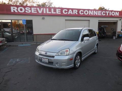 2002 Suzuki Aerio for sale in Roseville, CA