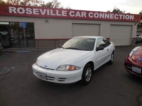 2000 Chevrolet Cavalier for sale in Roseville, CA