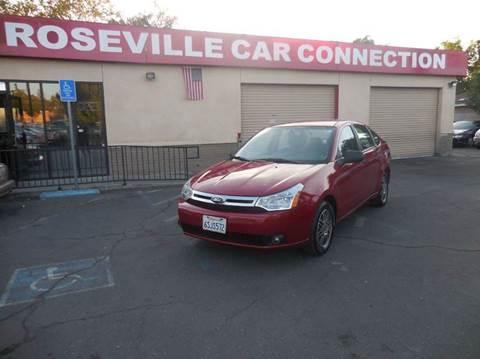 2011 Ford Focus for sale in Roseville, CA