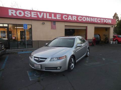 2008 Acura TL for sale in Roseville, CA