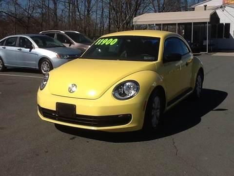 2015 Volkswagen Beetle for sale in Leesport, PA