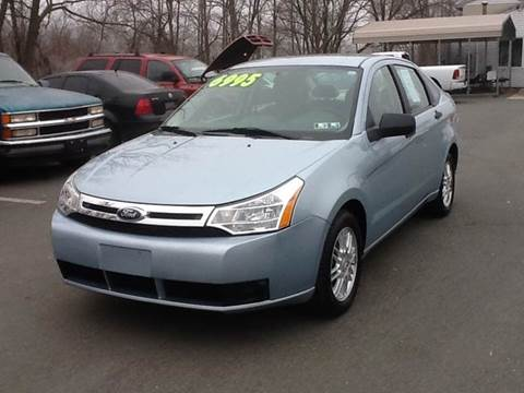 2009 Ford Focus for sale in Leesport, PA