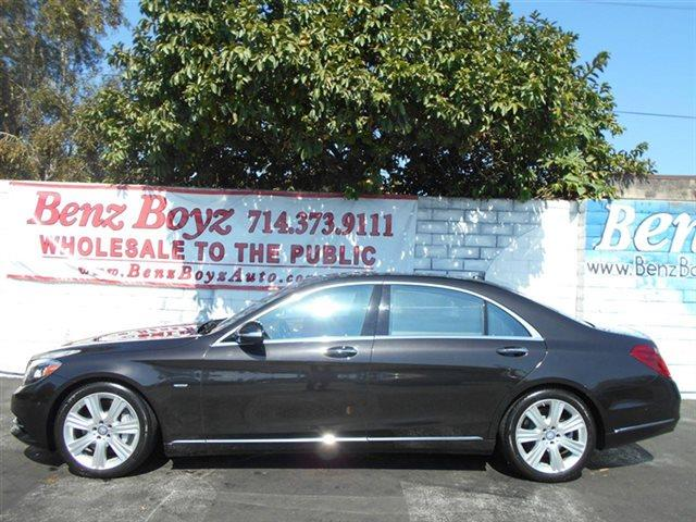 Used 2014 mercedes benz s class s550 in westminster ca at for Mercedes benz westminster