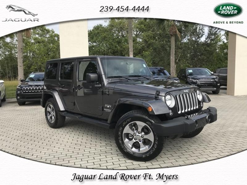Jeep Wrangler For Sale In Fort Myers Fl Carsforsale Com