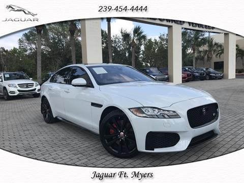2017 Jaguar XF for sale in Fort Myers, FL