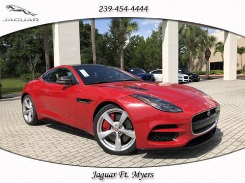 2018 Jaguar F-TYPE for sale in Fort Myers, FL