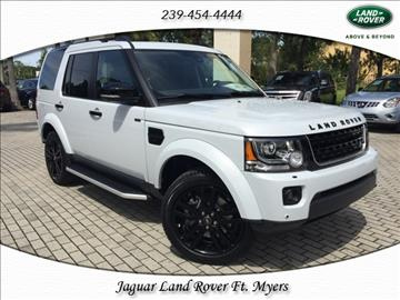 2016 land rover lr4 for sale. Black Bedroom Furniture Sets. Home Design Ideas