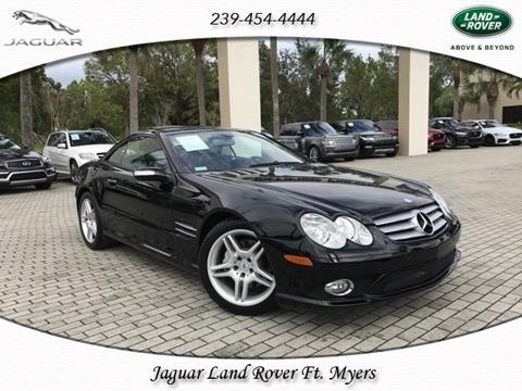 2008 Mercedes-Benz SL-Class for sale in Fort Myers, FL