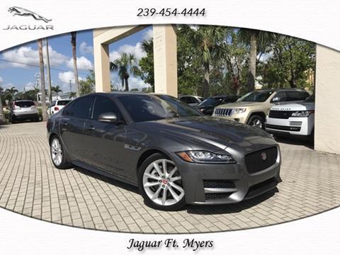 2016 Jaguar XF for sale in Fort Myers, FL