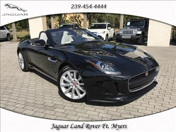 2017 Jaguar F-TYPE for sale in Fort Myers, FL