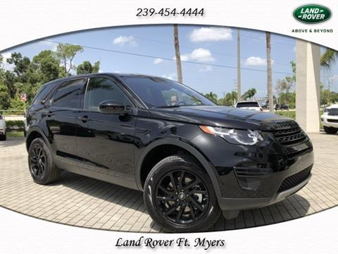 2018 Land Rover Discovery Sport for sale in Fort Myers, FL