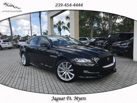 2017 Jaguar XJ for sale in Fort Myers, FL