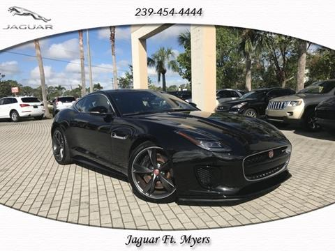 Perfect 2018 Jaguar F TYPE For Sale In Fort Myers, FL