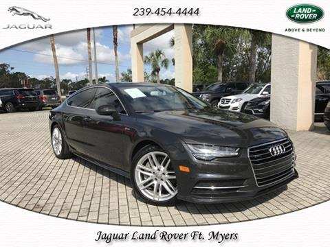 2016 Audi A7 for sale in Fort Myers, FL