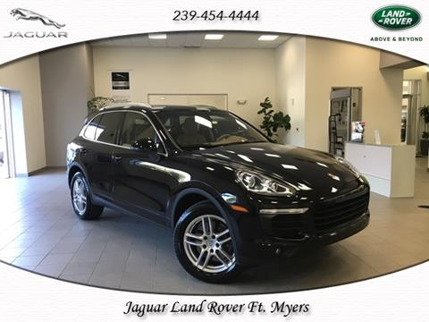 2016 Porsche Cayenne for sale in Fort Myers, FL