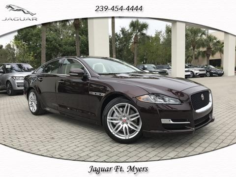 2018 Jaguar XJ For Sale In Fort Myers, FL