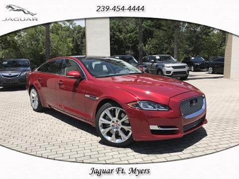 2017 Jaguar XJL for sale in Fort Myers, FL