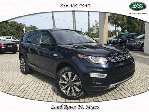 2017 Land Rover Discovery Sport for sale in Fort Myers, FL