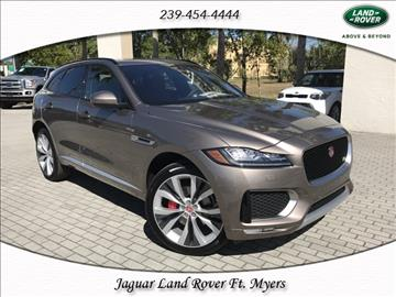 2017 Jaguar F-PACE for sale in Fort Myers, FL