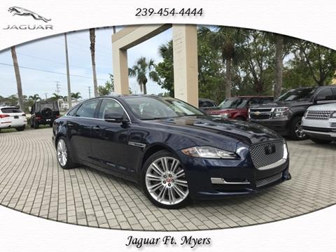 2016 Jaguar XJL for sale in Fort Myers, FL