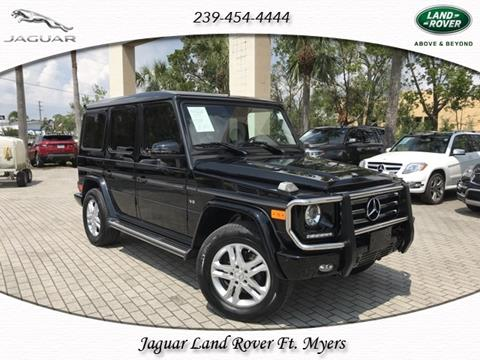 2014 Mercedes-Benz G-Class for sale in Fort Myers, FL