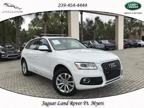 2014 Audi Q5 for sale in Fort Myers, FL