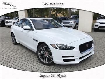 2017 Jaguar XE for sale in Fort Myers, FL