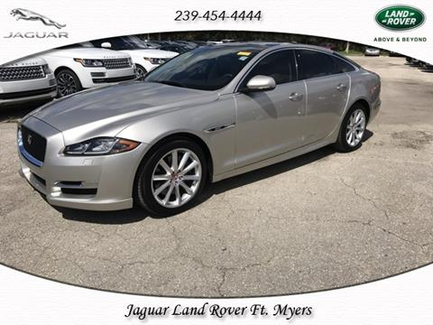 2016 Jaguar XJ for sale in Fort Myers, FL