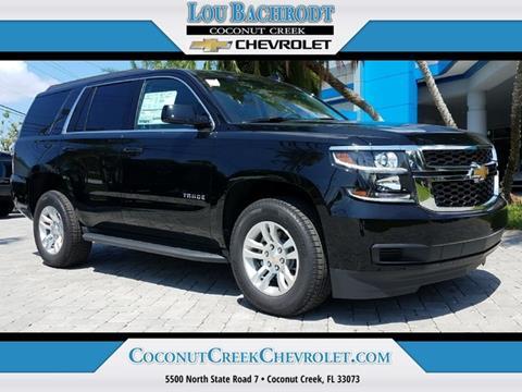 2018 Chevrolet Tahoe for sale in Coconut Creek, FL