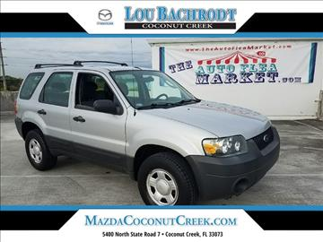 2006 Ford Escape for sale in Coconut Creek, FL