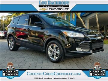 2016 Ford Escape for sale in Coconut Creek, FL