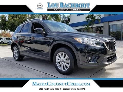 2015 Mazda CX-5 for sale in Coconut Creek, FL
