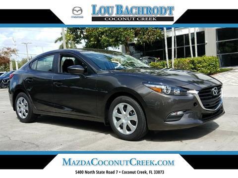 2018 Mazda MAZDA3 for sale in Coconut Creek, FL