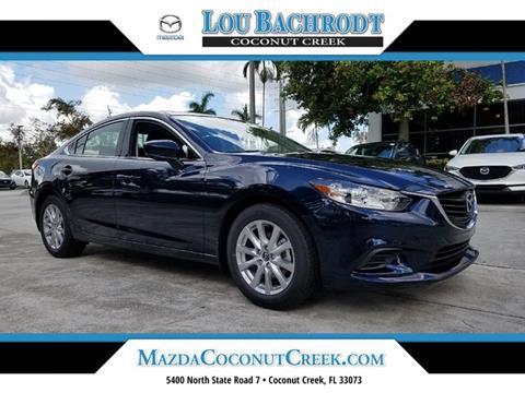 2017 Mazda MAZDA6 for sale in Coconut Creek, FL