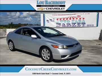 2007 Honda Civic for sale in Coconut Creek, FL