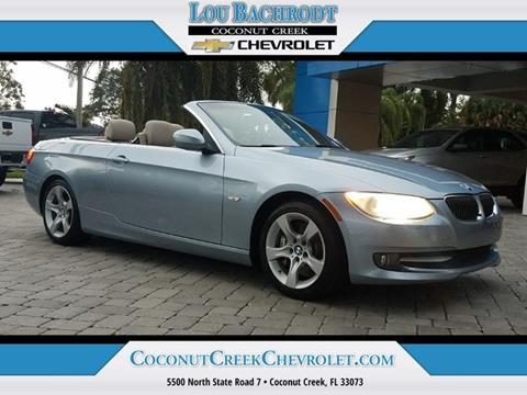 2011 BMW 3 Series for sale in Coconut Creek, FL