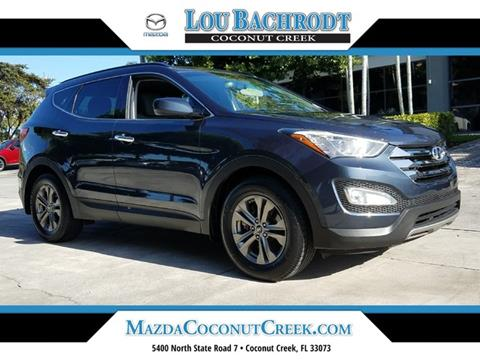 2014 Hyundai Santa Fe Sport for sale in Coconut Creek, FL