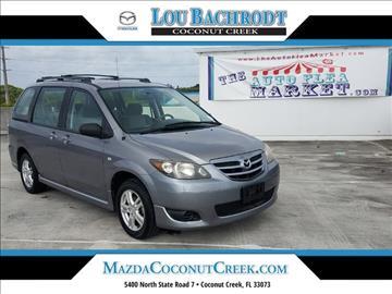 2005 Mazda MPV for sale in Coconut Creek, FL
