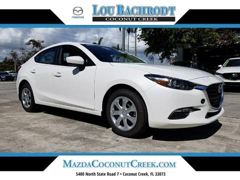 2018 Mazda MAZDA3 for sale in Coconut Creek, FL