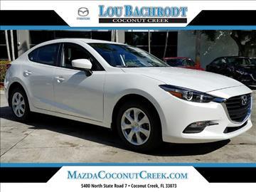 2017 Mazda MAZDA3 for sale in Coconut Creek, FL