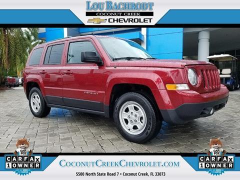 2017 Jeep Patriot for sale in Coconut Creek, FL