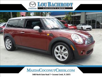 2009 MINI Cooper Clubman for sale in Coconut Creek, FL