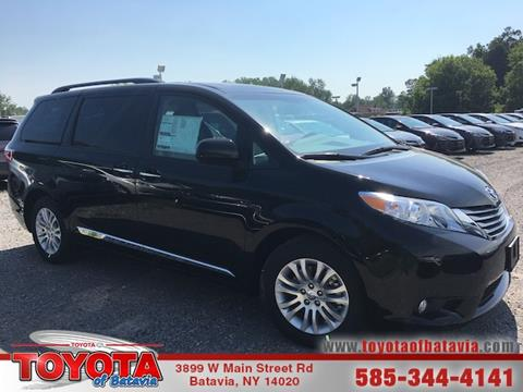 2017 Toyota Sienna for sale in Batavia, NY
