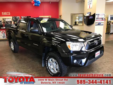 2014 Toyota Tacoma for sale in Batavia NY