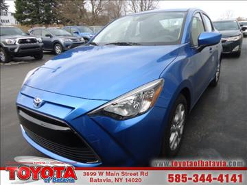 2017 Toyota Yaris iA for sale in Batavia, NY
