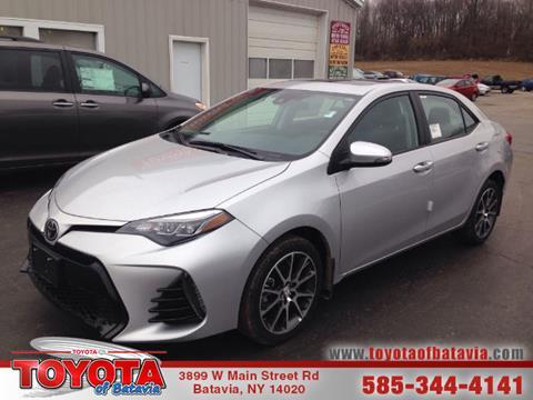 2017 Toyota Corolla for sale in Batavia, NY